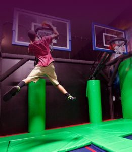 Trampoline products