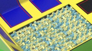 foam pit trampoline park product