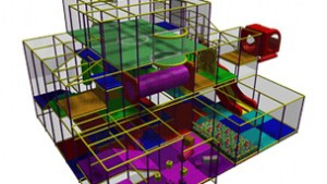 indoor soft play zone